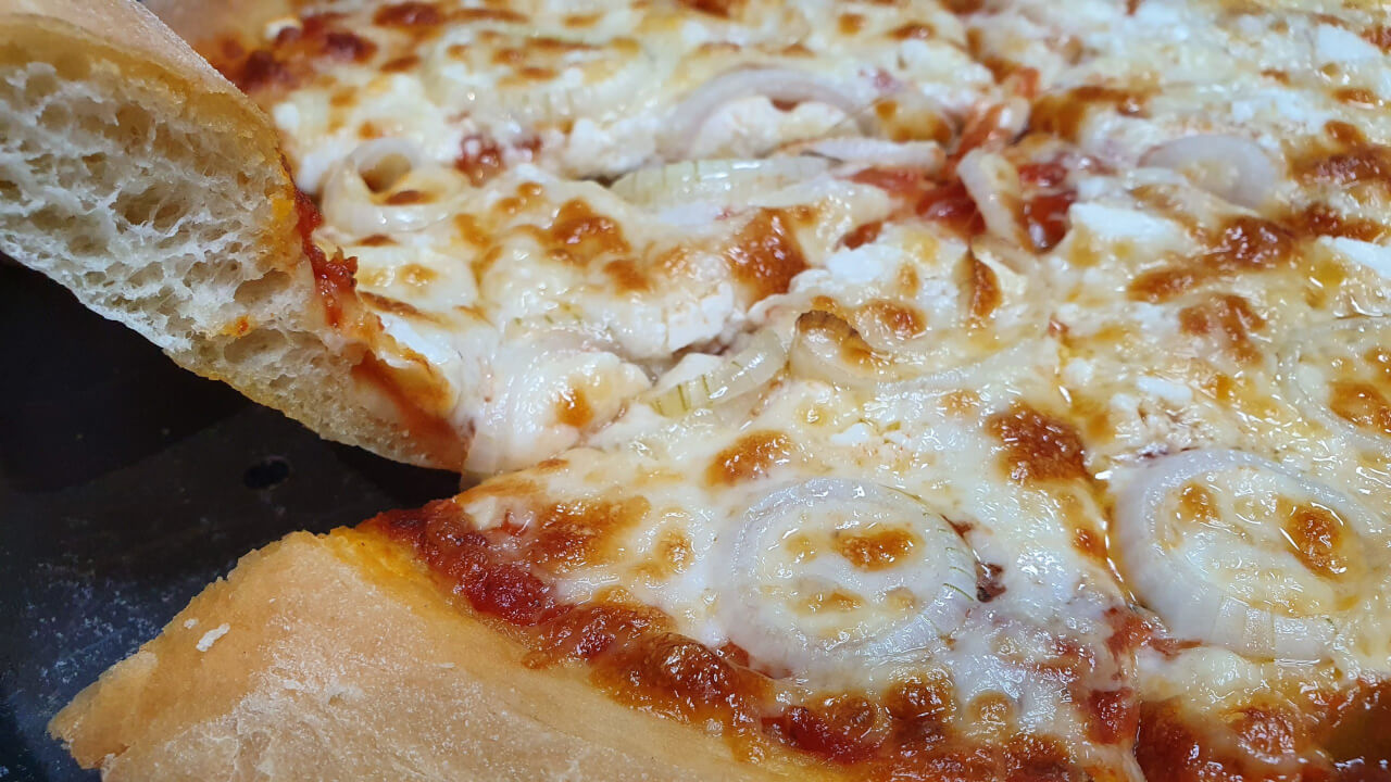 פיצה איטלקית