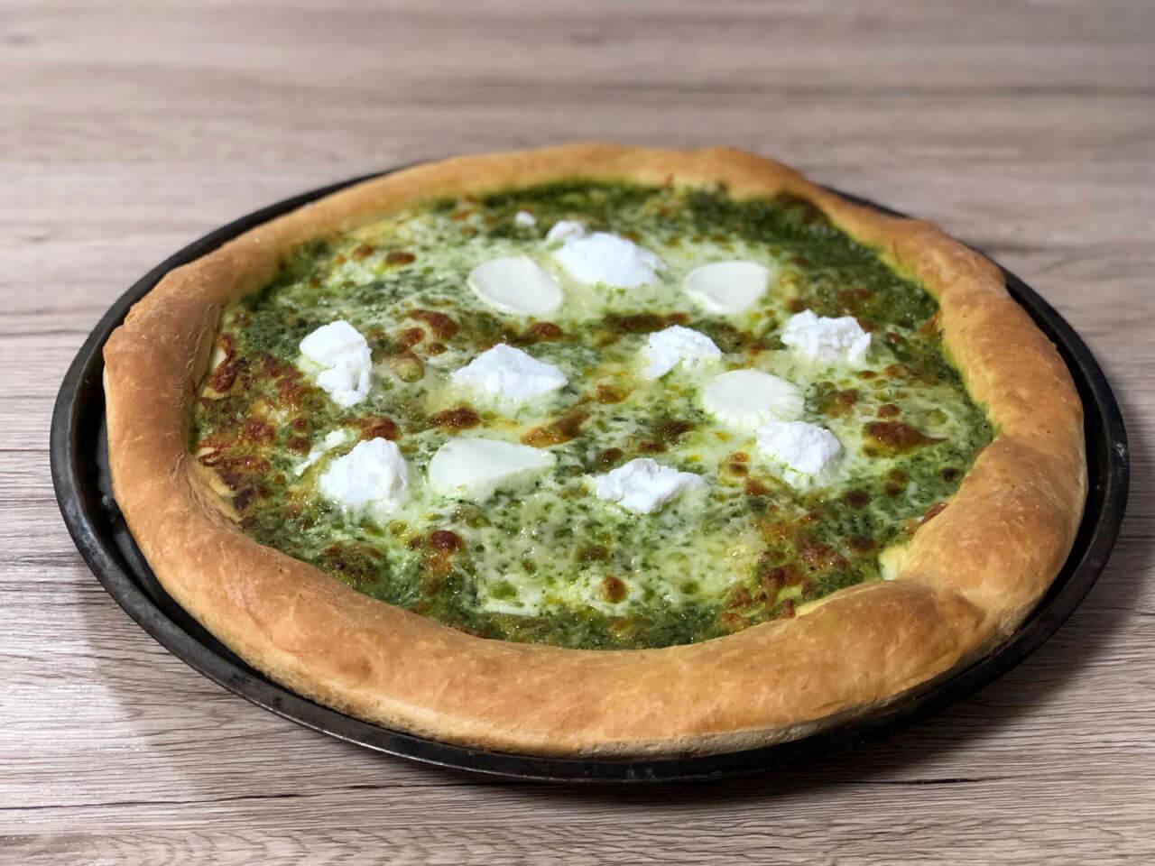 pizza-pesto
