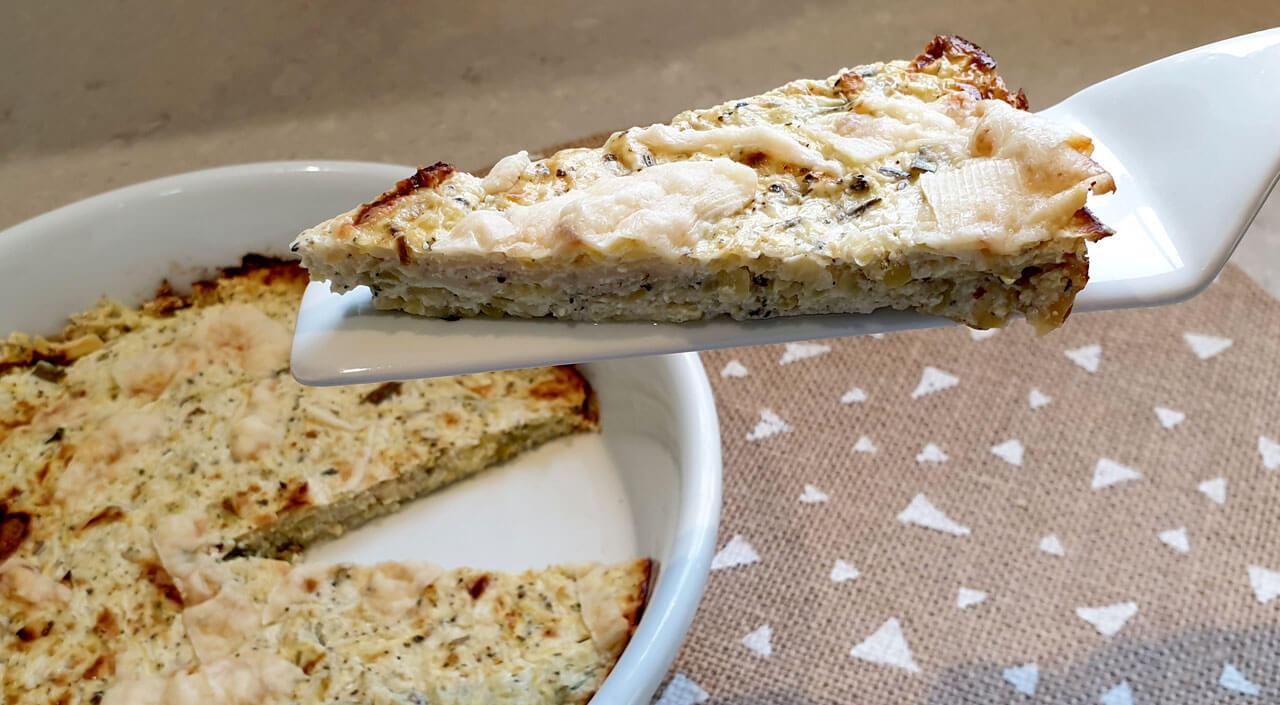 Zucchini-Pie