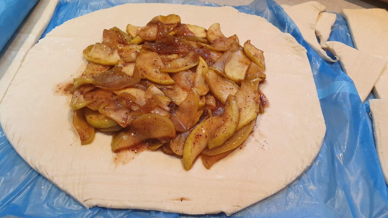 גאלט תפוחים